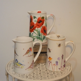 Patterned Jugs