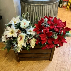 Artificial Christmas Bunches