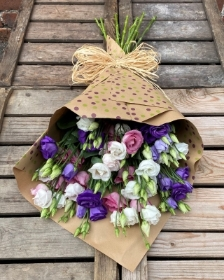 Mixed Lisianthus Natural Range