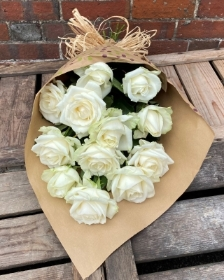 White Roses Natural Range